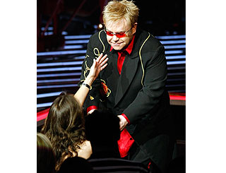 Rocket Man Sir Elton John takes a final bow in Las Vegas