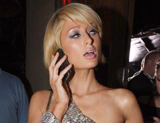 Paris Hilton reveals a phone bill-free life lived on Google