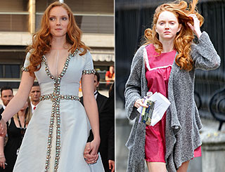 Lily Cole goes from Cannes to Cambridge as exams start