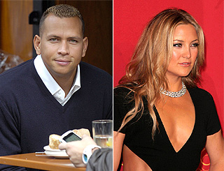 Kate Hudson's romance with Alex Rodriguez heats up