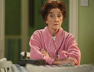 June Brown has surgery in preparation for nude stage role