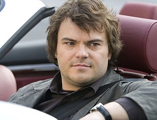 Jack Black crashes wedding shoot and ends up in snaps