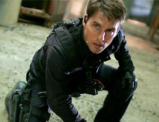 Tom Cruise signs up to produce new Mission Impossible film