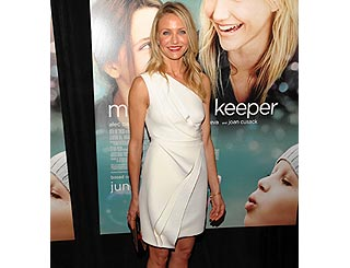 Rom-com queen Cameron Diaz turns to drama for new flick