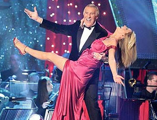 Brucie set for next series of 'Strictly' but with a pay cut
