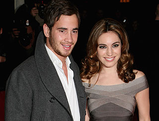 Kelly Brook and rugby love Danny begin house hunt