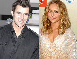Hayden Panettiere's romance with T4's Steve Jones back on