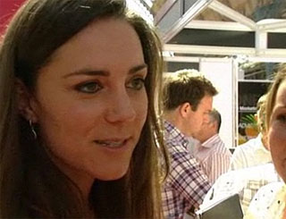 Rare recording of Kate Middleton speaking surfaces online