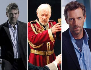 British stars Hugh, Ian and Kenneth receive Emmy nods