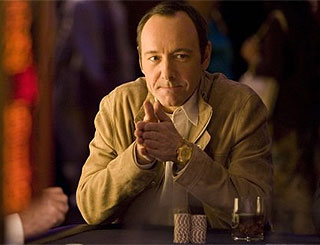 Kevin Spacey outbid in the world's glitziest school auction
