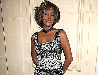 Whitney Houston lined up to replace Michael Jackson's O2 gigs