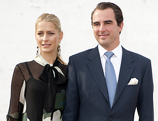 Engagement on the cards, say pals of Ex-King Constantine's son