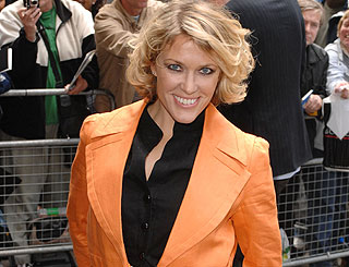 Cerys Matthews expecting her third baby at 40