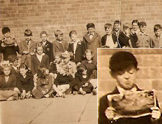 Paul McCartney's schoolboy pic up for auction