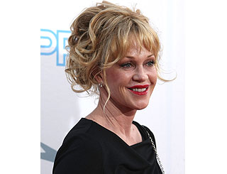 Working Girl Melanie Griffith checks into treatment clinic