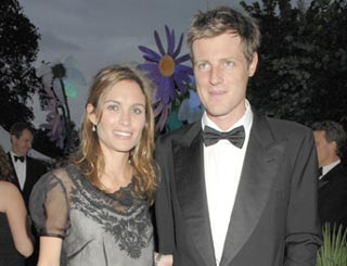 Jemima Khan's multi-millionaire brother and wife to divorce