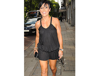 "Jessie Wallace: ""I've lost so much weight, I need a fat suit"""