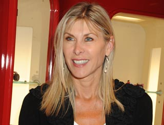 Swimming champion Sharron Davies splits from third husband