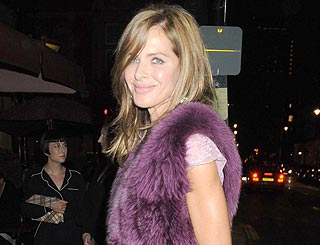 Trinny Woodall: 'My addictions left me emotionally bankrupt'