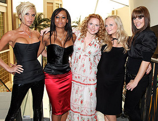 Geri Halliwell hints at second Spice Girls comeback