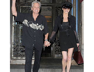 Joint do for Catherine Zeta-Jones' 40th and Michael Douglas' 65th