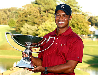 Tiger Woods becomes first billionaire sportsman in history