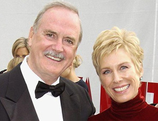 John Cleese shows How to Finance your Divorce with new gig