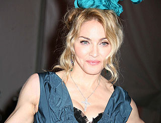 Madonna left Britain to escape her dreaded nickname