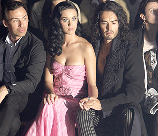 Russell Brand and Katy Perry – it's on!