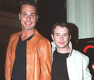 Stephen Gately's ex calls star's mobile to hear his voice