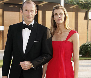 Gwyneth's pal Rosario living apart from Prince Kyril