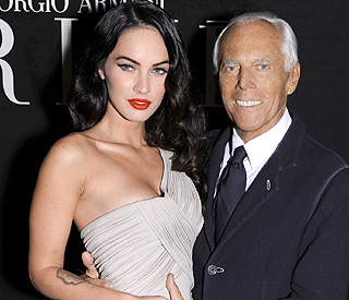 Megan Fox to sizzle in Armani lingerie ads