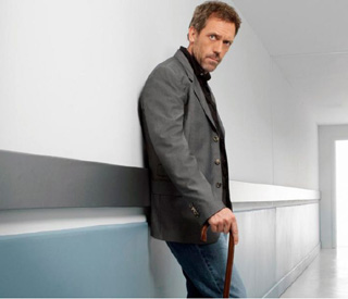 Hugh Laurie upset over House leaks