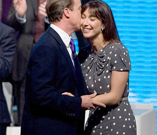 M&S chief helped find Samantha Cameron's £65 frock