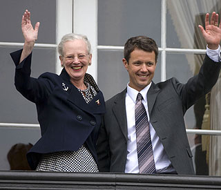 Queen Margrethe will not abdicate, says Danish palace