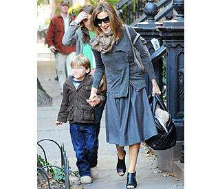 A birthday treat for Sarah Jessica Parker's son James