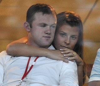 Coleen and Wayne Rooney welcome their baby