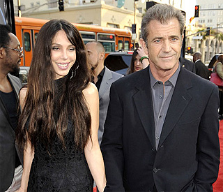 Name of Mel Gibson's new daughter is revealed