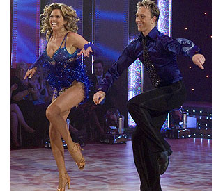 Penny Lancaster to cha cha cha back onto 'Strictly'