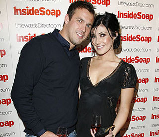 'Corrie's Kym Marsh back with Jamie Lomas