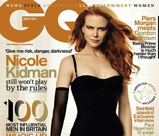 Nicole Kidman reveals intimate details of love life