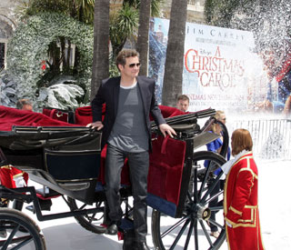 Colin Firth admits he's a real-life Scrooge