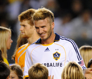 Becks to stay in US Army barracks for Thanksgiving