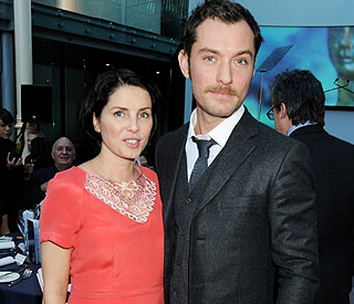 Jude Law's ex Sadie Frost to tell all in autobiography