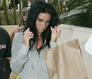 Katie Price wants Pete back say reports