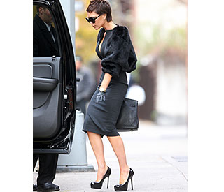 Victoria Beckham may need op after years in heels