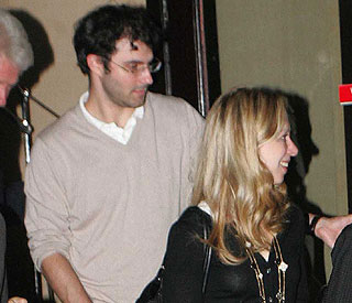 Chelsea Clinton is engaged to her long-term love