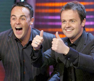 Ant and Dec among 1000 new celebs in Who's Who