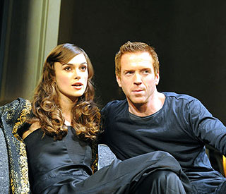 West End stage debut for Keira Knightley
