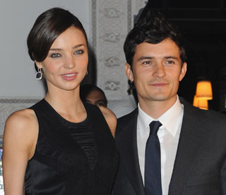 Orlando Bloom reportedly engaged to Miranda Kerr